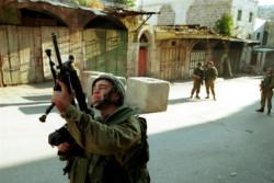 Des Palestiniens sujets d'exercices militaires israéliens sans le savoir