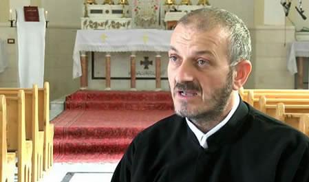 Père Jacques Mourad se livre à la télévision publique anglaise