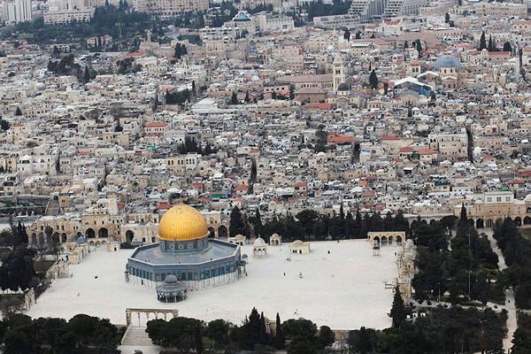 Statut de Jérusalem: le roi du Maroc s'adresse au Vatican