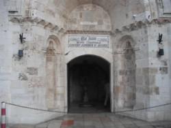 Dans l'oasis arménien de Jérusalem