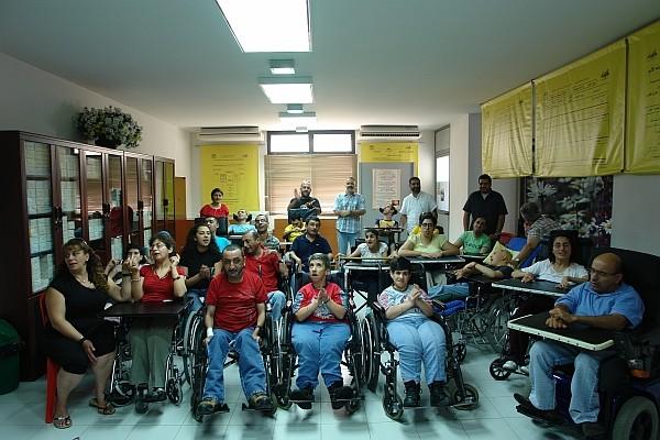 Les personnes handicapées, aimées de Dieu également