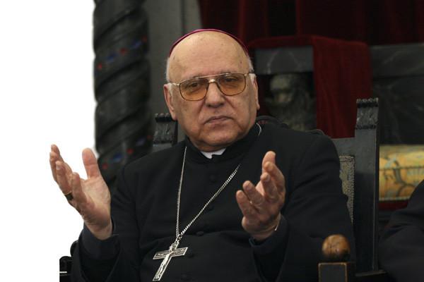 Mgr Sabbah: des pistes pour l'entente entre chrétiens et musulmans en Palestine