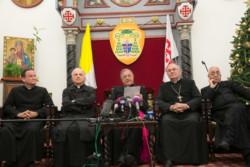 Le diocèse de Jérusalem au coeur du Proche Orient
