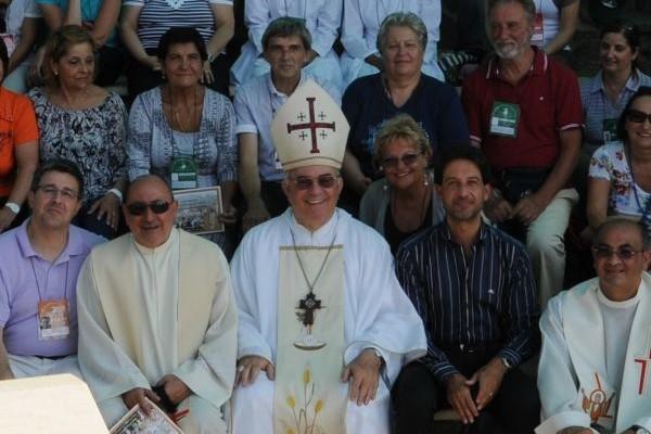 Marcuzzo: «Libérez-vous de la peur et venez en Terre Sainte!»