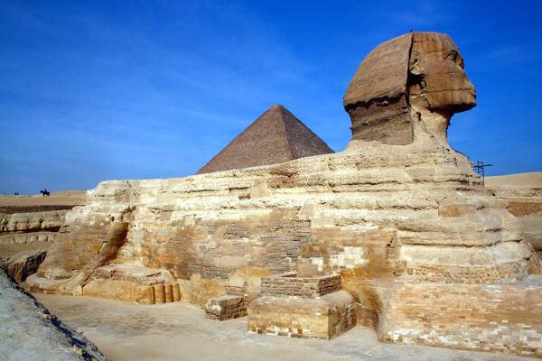 Un chef salafiste appelle à la destruction des pyramides