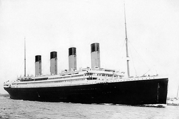 Les naufragés arabes du <i>Titanic</i>