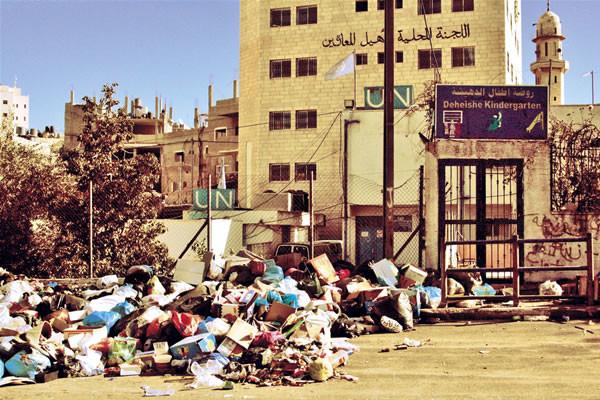 UNRWA à court de fonds : augmentation des difficultés dans les camps de réfugiés palestiniens