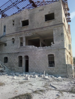 En Syrie, le couvent franciscain de Yacoubieh détruit par un missile