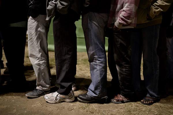 Les demandeurs d'asile et la porte étroite d'Israël