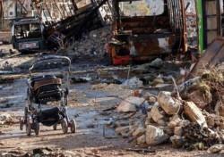 Les enfants fantômes d'Alep