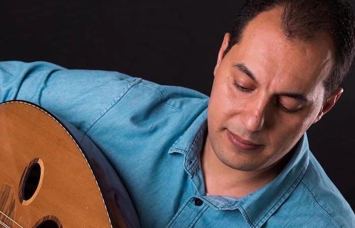 Portrait de Aref Sayed.