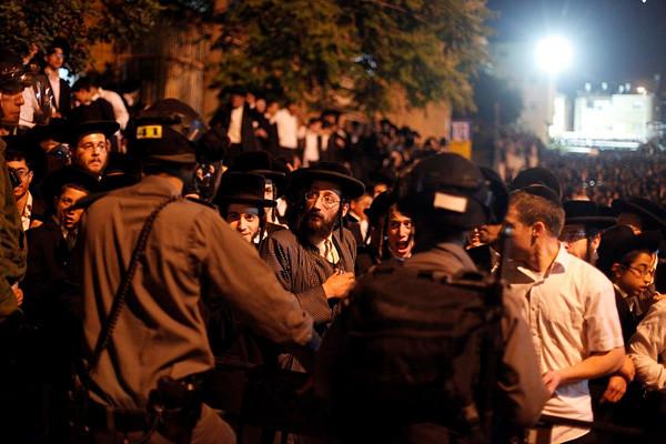 Pour les jeunes Juifs ultra-orthodoxes la conscription se rapproche