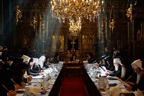 Les Patriarches de 14 Églises autocéphales orthodoxes réunis à Istanbul