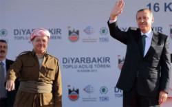 En Turquie, Erdogan flatte les Kurdes