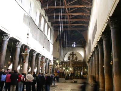 La charpente la basilique de la Nativité au crible des analyses scientifiques