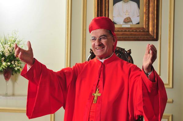 Le patriarche maronite veut accueillir le Pape en Terre Sainte