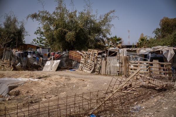 Les jours comptés de Khan al-Ahmar, village bédouin