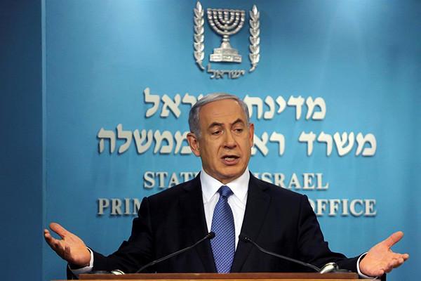 Benyamin Netanyahu vitupère contre le vote français sur la Palestine