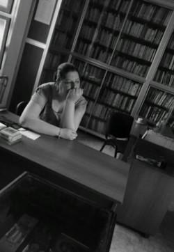 La bibliothécaire d'Alep