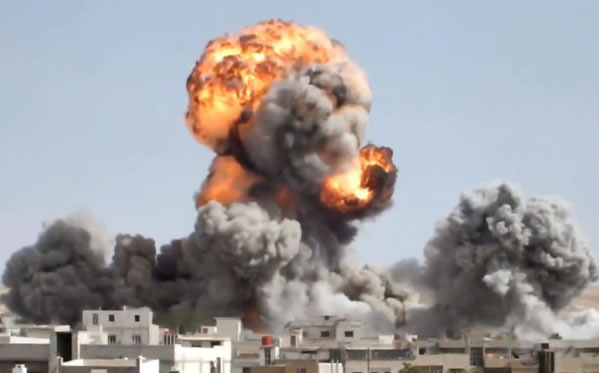 Les évêques du Moyen Orient se prononcent contre l'intervention militaire occidentale en Syrie