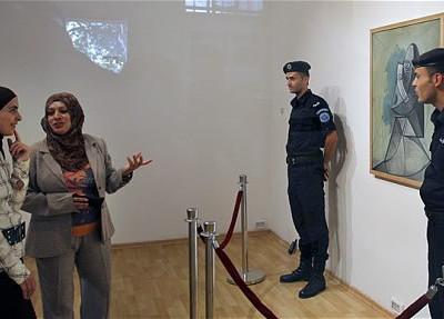 Soif de culture dans les Territoires palestiniens