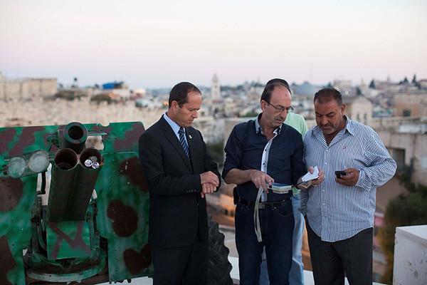 Le coup de canon du Ramadan à Jérusalem
