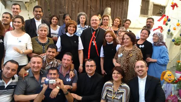 Le cardinal Sandri en Irak: «Chrétiens trahis par le silence et l'inaction du monde»