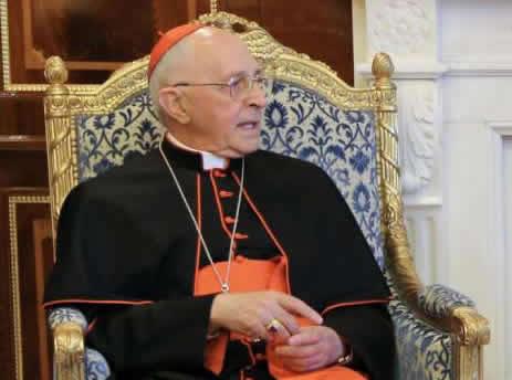 Cardinal Filoni : L'Irak a besoin d'un changement culturel