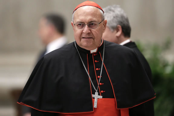 Cardinal Leonardo Sandri : Retour aux sources