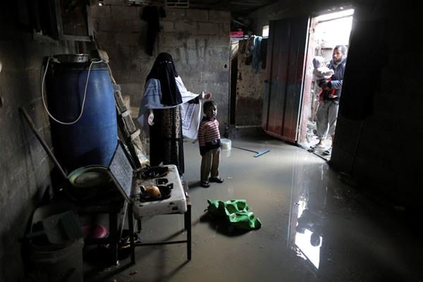 Bande de Gaza, un mois de décembre infernal