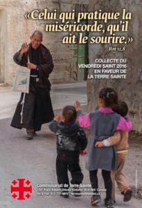 La Collecte pour la Terre Sainte : un «devoir antique», toujours plus urgent