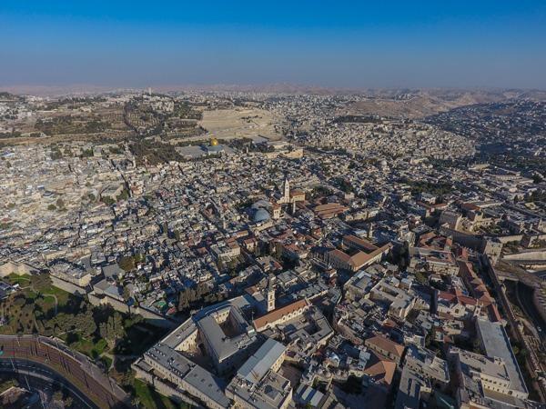 Mgr Pizzaballa:Jérusalem est un trésor pour toute l'humanité