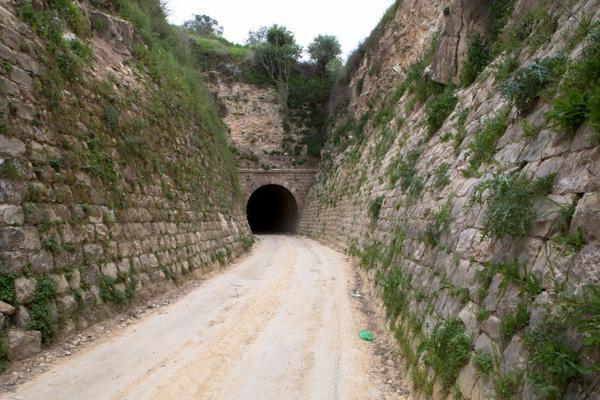 Le tunnel ferroviaire de Tulkarem pourrait être rénové