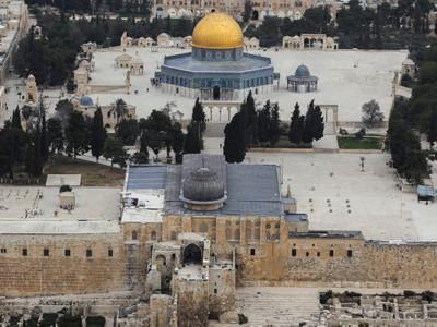 Abdallah II de Jordanie officiellement protecteur de l'Esplanade des mosquées
