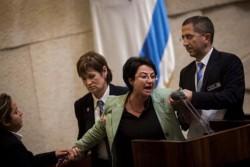 A la Knesset 90 députés pourront évincer un de leurs pairs