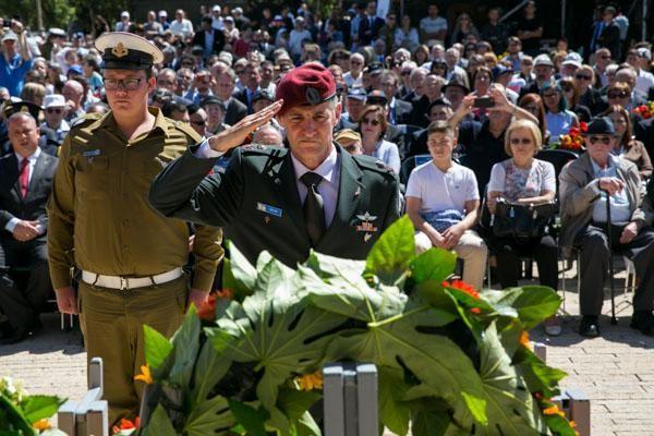 Un général israélien déclenche un tollé en questionnant sa société
