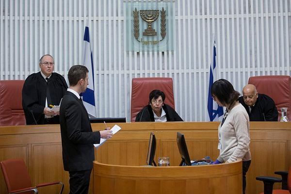 La Cour permet le retour d'un palestinien de Jérusalem