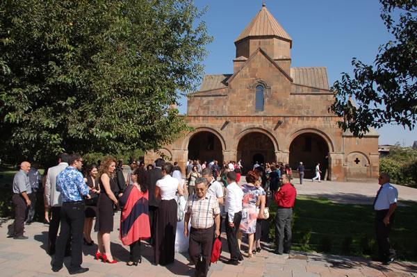 Arménie, profil d'une Eglise