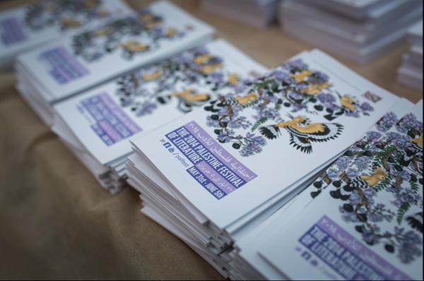 Palestine: Un festival de littérature qui dépasse les frontières