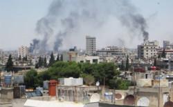 Les derniers chrétiens de Homs prennent la fuite