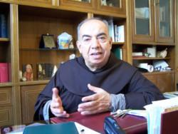 Démission de Mgr Nazzaro, vicaire apostolique d'Alep