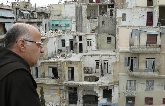 Les interventions de la Custodie de Terre Sainte en Syrie