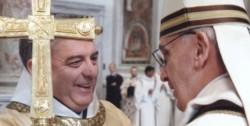 Les adieux du ministre général aux franciscains