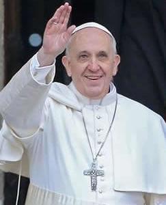 Le pape François et les franciscains de la Custodie de Buenos Aires