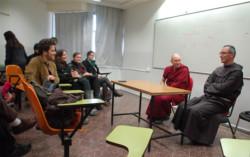 Journée dédiée à la compréhension entre les religions à l'Université hébraïque