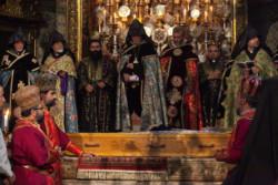 L'Eglise de Jérusalem a célébré les funérailles de SB Torkom Manougian