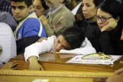 A Tanta et Alexandrie le chemin de croix des Coptes