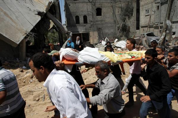 Gaza : la communauté humanitaire et internationale se fait entendre