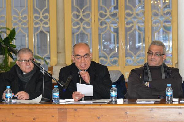 Pour Mgr Abou-Khazen, êvêque Latin d'Alep, il faut restaurer la confiance