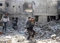 Damas: appels du monde entier pour arrêter les massacres